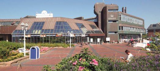 Öffnungszeiten und Anfahrt zum Syltness Center