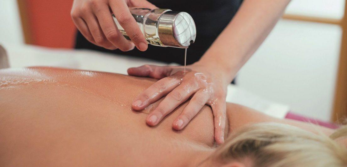Aromaöl- & Wellnessmassage im Syltness Center