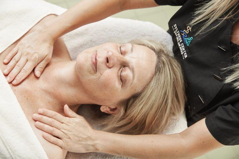 Exklusive Gesichtsbehandlung im Syltness Center