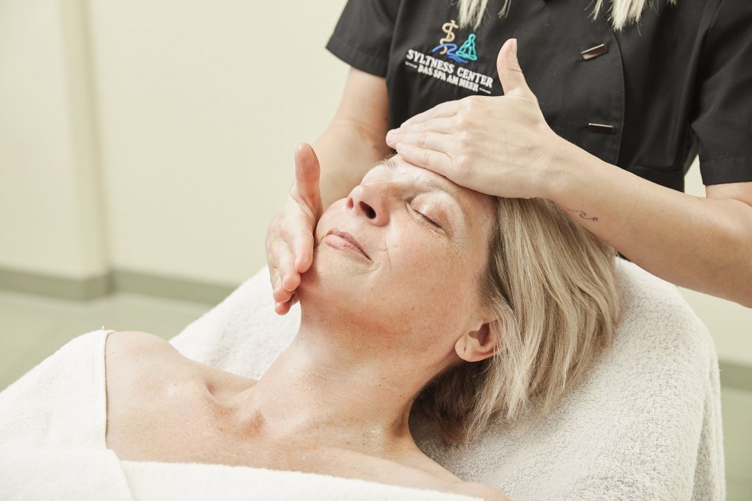 Kosmetische Lymphstimulation im Syltness Center