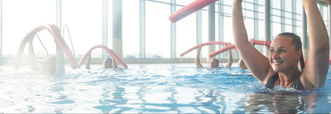 Aquasport in der Sylter Welle