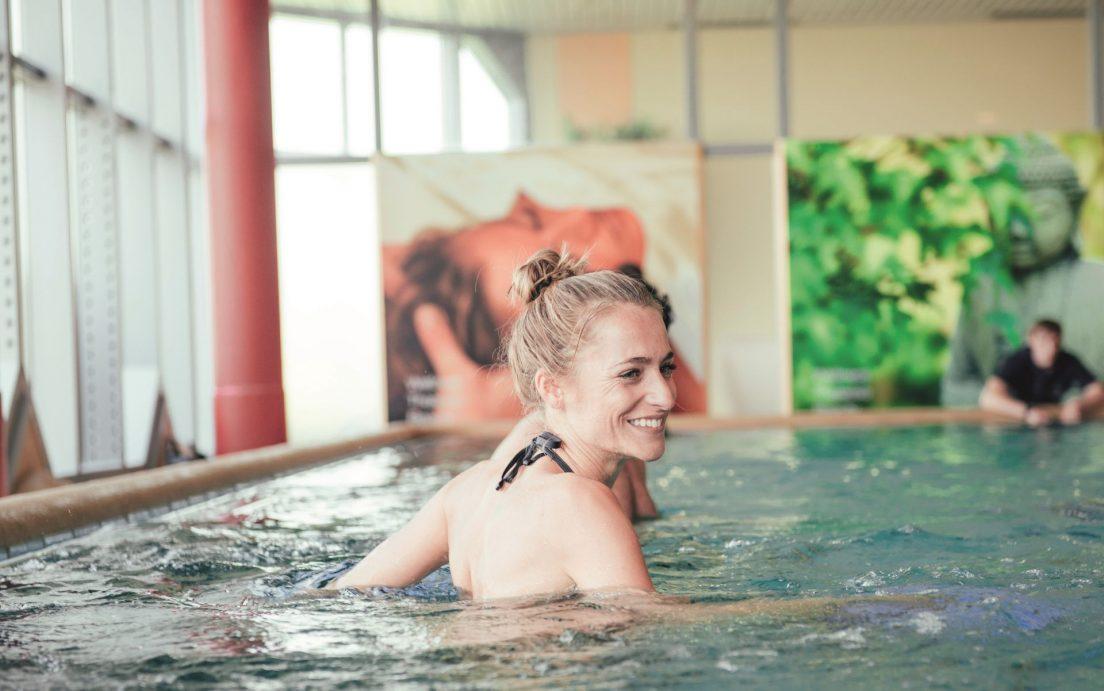 Einzeltherapie im Thermalbad