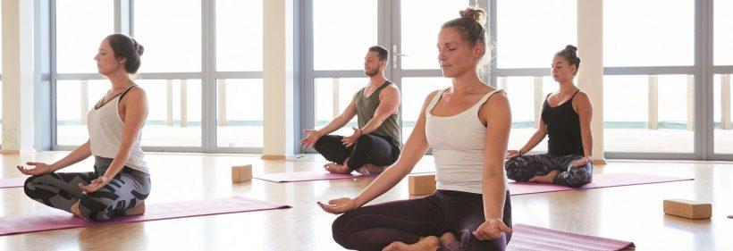 Gesundheit und Balance im Syltness Center