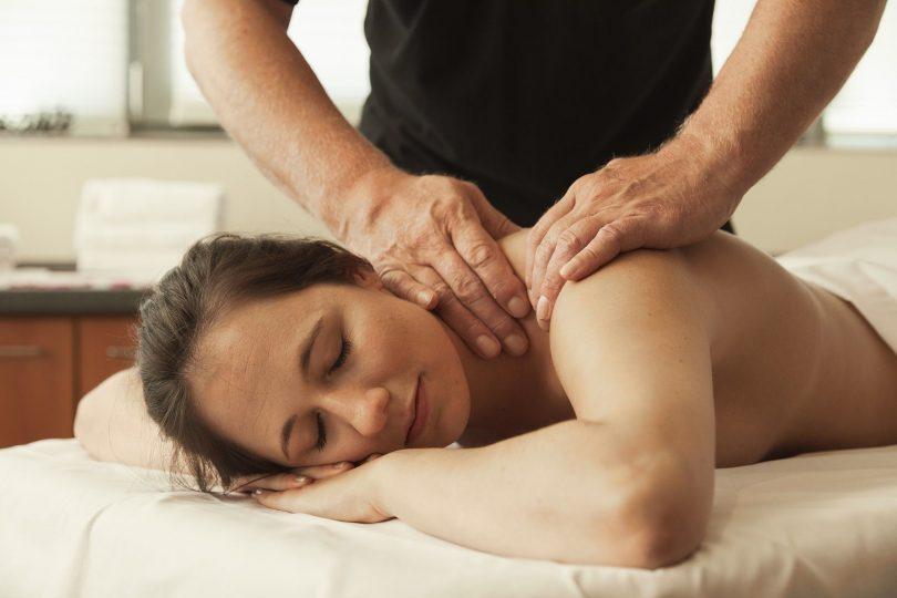 Wellness Massage im Syltness Center