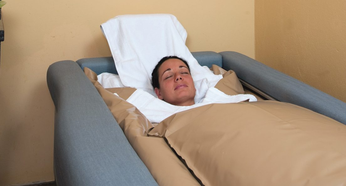 Softliege im Syltness Center